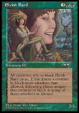 Bardo elfico