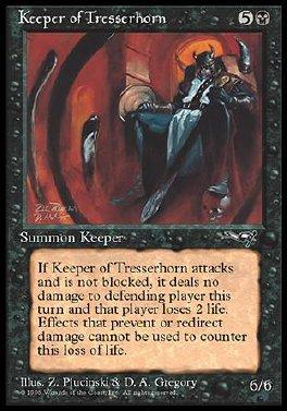 Keeper of Tresserhorn