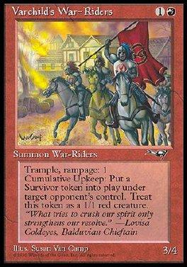Varchild's War-Riders