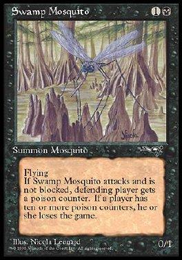 Mosquito de la cienaga