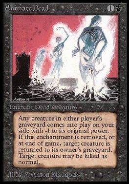 Animar a los muertos