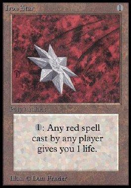 Estrella de hierro