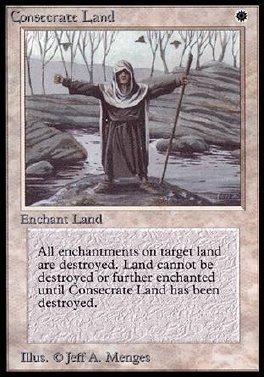 Tierra consagrada