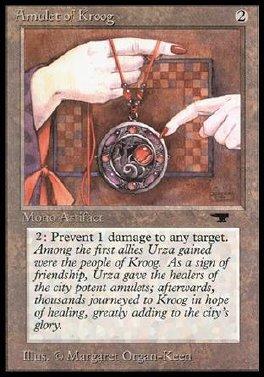 Amuleto de Kroog