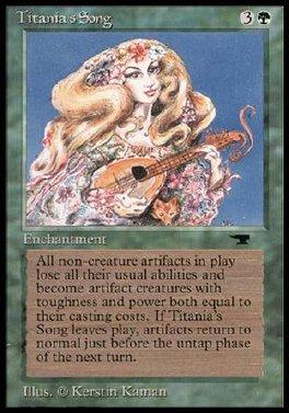 Titania's Song