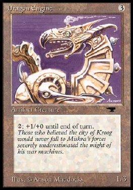 Dragon de vapor