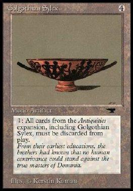 Golgothian Sylex