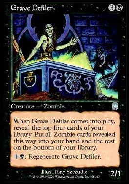 Profanador de tumbas