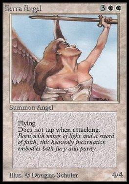 Angel de Serra