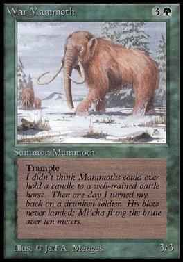 Mamut de Guerra