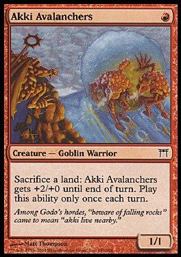 Avalancheros akki