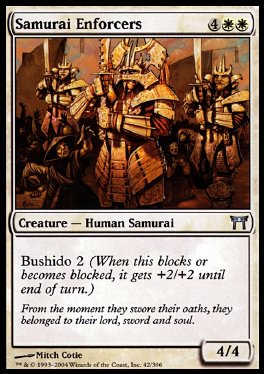 Cruzados samurai