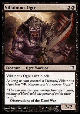 Ogro villano