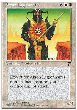 Akron Legionnaire