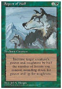 Aspecto de lobo