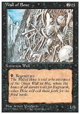 Muro de huesos