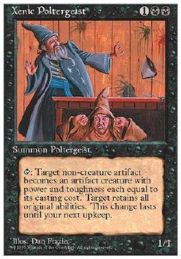 Poltergeist animista