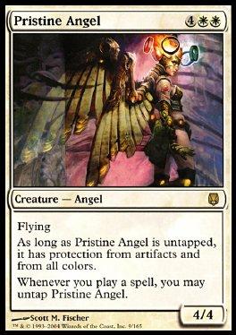 Angel pristino