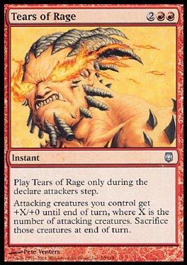 Lagrimas de ira