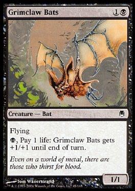 Grimclaw Bats