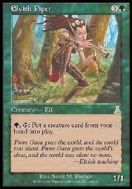 Flautista elfica