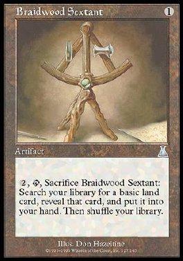 Braidwood Sextant