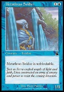 Soldado Metathran