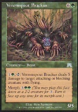Brackus escupeveneno