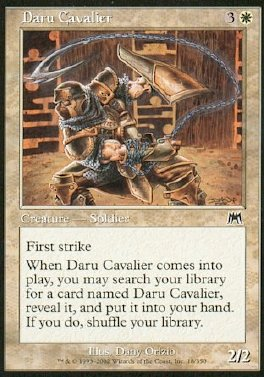 Caballero de Daru