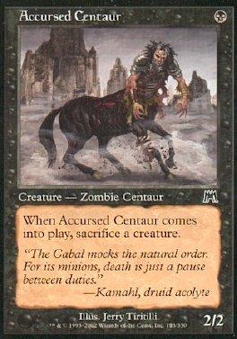 Centauro maldito