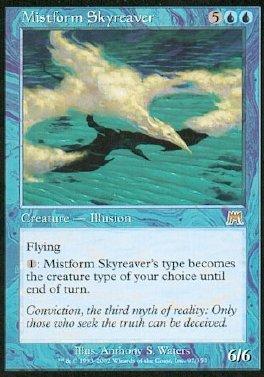 Mistform Skyreaver