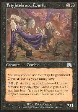 Frightshroud Courier