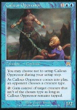 Callous Oppressor