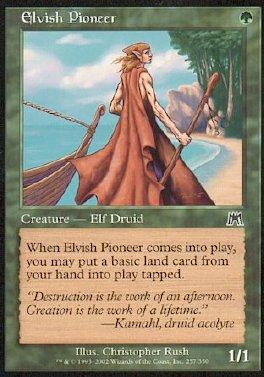 Pionero elfico
