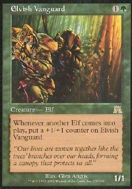 Vanguardia elfica