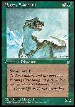 Alosaurio pigmeo
