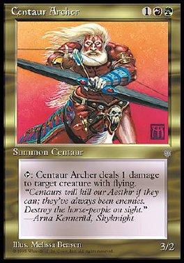 Arquero centauro