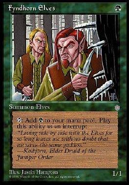 Elfos de Fyndhorn