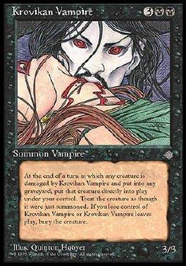 Vampiro krovikano