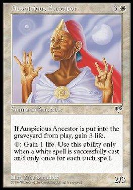 Auspicious Ancestor
