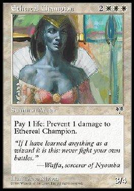 Ethereal Champion