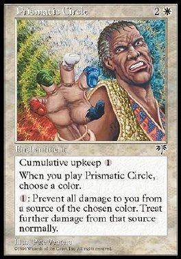 Prismatic Circle