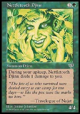 Nettletooth Djinn