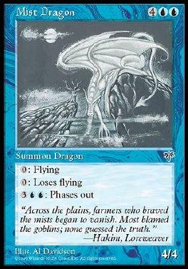 Dragon de las brumas