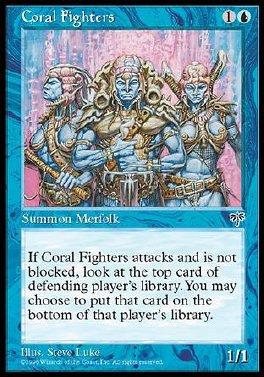Guerreros del coral