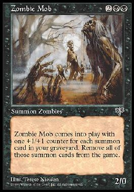 Horda de zombis