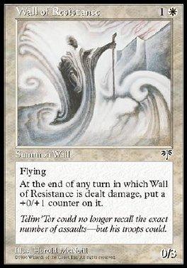 Muro de resistencia