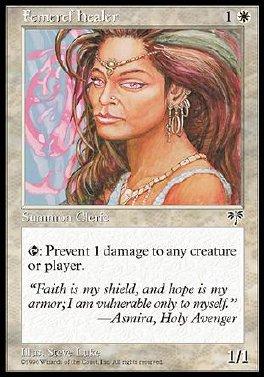 Femeref Healer