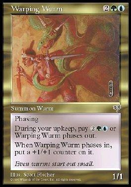 Warping Wurm
