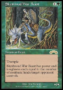 Skyshroud War Beast